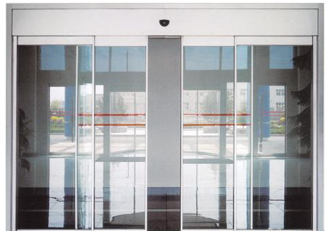 Four wing Track telescopic leaf sliding glass door leaf weight 300 kg / 2 x 150 kg