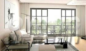 China Super Slim Residential Automatic Sliding Doors Width 600mm To 900mm supplier