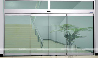Safety Beam Sensor Commercial Automatic Sliding Doors
