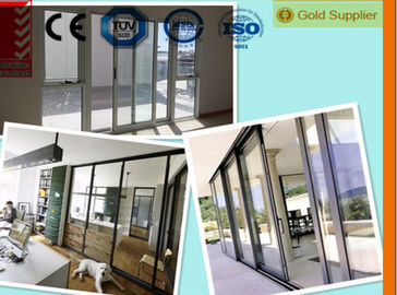 China Home seaview room Automatic slid Door machine ISO and CQC certification supplier