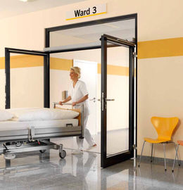China Hospital Automatic Swing Door Opener Support Sliding / articulated arm supplier