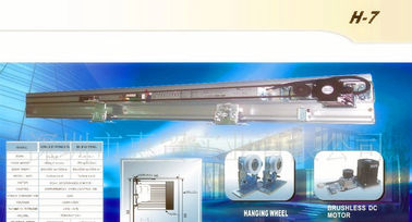 China Bea infrared presence motion sensor Heavy Duty Automatic Sliding Door European design 350x1KGS supplier
