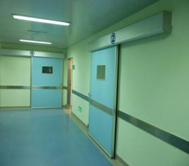 China Hospital surgery room single or double manual airtight Door for clean room supplier