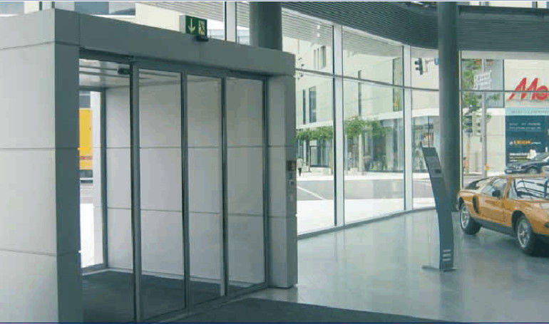 High power motor auto sliding glass door commercial for Motorized sliding glass door