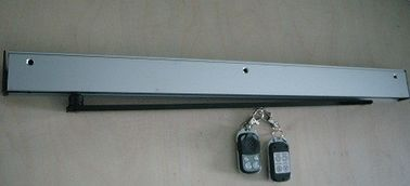 China Building Fashionable Auto Swing Door Opener / Operator Silver Aluminum distributor