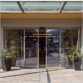 China Safety heat / cold resistant motorized sliding door , hospital entrance auto slide door factory