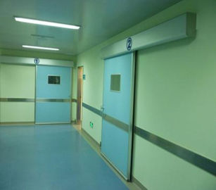 China Hospital surgery room single or double manual airtight Door for clean room distributor